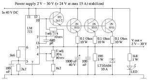 High Voltage Bench Power Supply - 300 watt linear power supply 3 steps with pictures