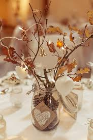 autumn wedding ideas 15 gorgeous leaf ideas for a fall wedding