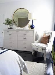 Master Bedroom Dresser Decor Transitional Modern With A Pinch Of Boho Bedroom Reveal