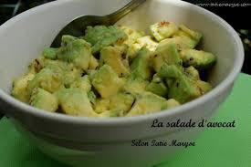 comment réaliser une savoureuse salade d avocat