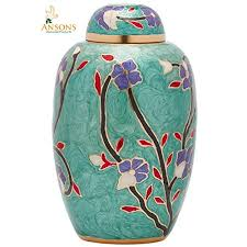 burial urns for human ashes cremation urn flower funeral urn for human ashes burial urn with