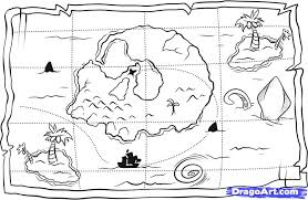 how to draw a map step by step stuff pop culture free online