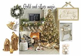 christmas decorating ideas color themes