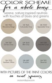 home interior paint schemes best 25 interior paint colors ideas on bedroom paint