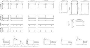 Standard Sofa Size by Standard Sofa Dimensions In Mm Goodca Sofa