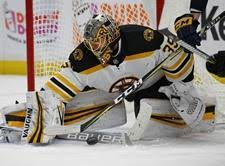 bruins 3 sabres 0 khudobin comes up big for the b s sports