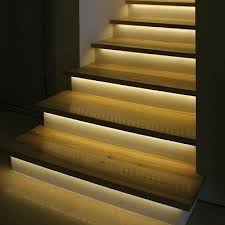 led stair lights motion sensor automatic stair lighting automatic light stairs illumination of