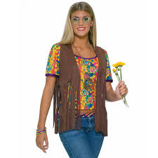 Be A Hippie For Halloween Homemade Hippie Costume Ideas