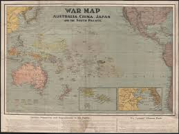 South Pacific Map File War Map Australia China Japan And The South Pacific