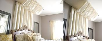 Ceiling Bed Canopy Diy Canopy Beds Bring Magic To Your Home
