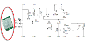 wiring diagram pir sensor diagram wiring diagrams for diy car