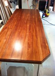 hand crafted african mahogany kitchen island by chesapeake cabinet