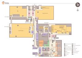 floor map tohoku university hospital