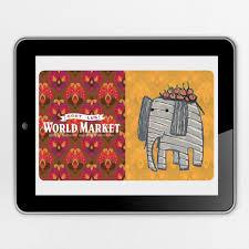 egift card e gift card 25 00 to 500 00 world market