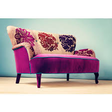 sofa patchwork patchwork sofa with damask fabrics polyvore