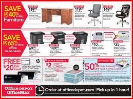 Office Depot Officedepot Officemax Ad Scan For 7 9 To 7 15 17 Supply