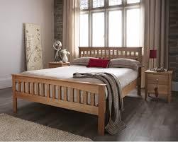 5ft Bed Frame Solid Oak 6ft Bed Frame