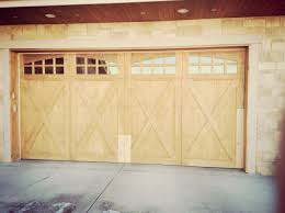 Exterior Garage Door by Wooden Doors Restored To Perfect Condition In Boulder Co