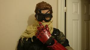 halloween snake mask how to cosplay venom snake metal gear solid v the phantom pain