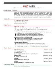 Good Resume Examples For University Students Examples Of Resumes Perfect Resume Outline My Sample Blue Sample