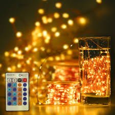 copper wire led lights waterproof dimmable 300 leds 99 ft copper wire led string lights for