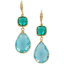 earrings everyday apatite blue quartz best rock candy earrings everyday indulgems