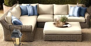 wicker sectional patio furniture u2013 artrio info