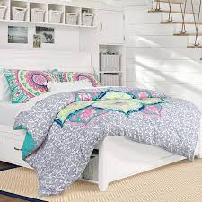 Fish Duvet Cover Moondance Mandala Duvet Cover Pbteen