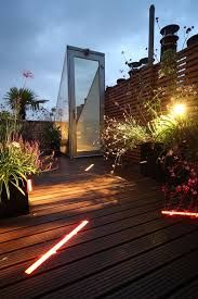 Patio Floor Lights by Outdoor Lighting Ideas For Your Home