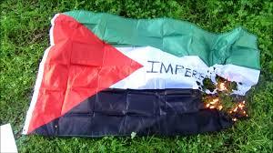 Palistinian Flag Palestinian Flag Burning Video 9 Four Ways To Burn The Flag