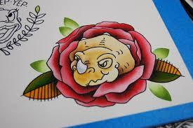 cera land tattoo flash ms fawne www msfa u2026 flickr