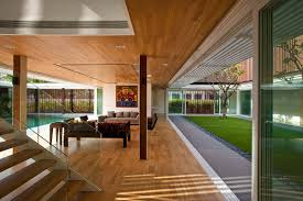 House With Central Courtyard Classy 30 Open House Design Design Decoration Of Open Home Design