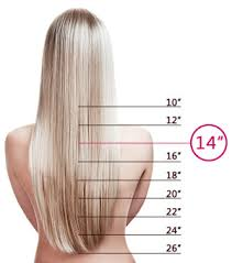 hair extensions in hair select human hair extensions by length from cliphair
