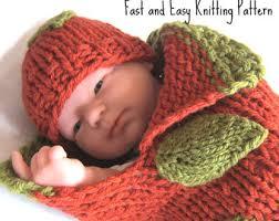 Infant Pumpkin Halloween Costumes Pumpkin Cocoon Etsy