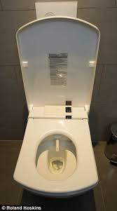 How Do You Spell Bidet Toilet The King Of Porcelain Thrones Luxury London Hotel Installs