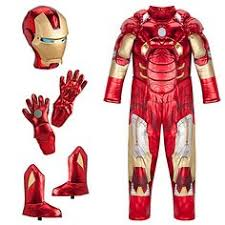 accessories u0026 makeup the avengers iron man mark vii deluxe