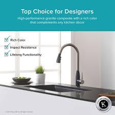 Granite Single Bowl Kitchen Sink Granite Kitchen Sinks Kraususa