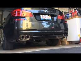 bmw 535i exhaust bmw 535i f10 remus exhaust