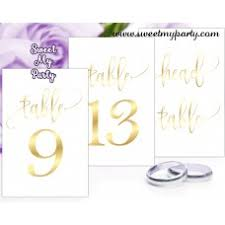 Wedding Table Cards Wedding Table Numbers Template Printable Table Number Cards Table