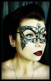 Batman Halloween Makeup by 52 Best Face Painting Masks Images On Pinterest Make Up Face