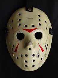 Jason Mask Mask Jason Horror Movies Pinterest Goalie Mask And Michael Myers