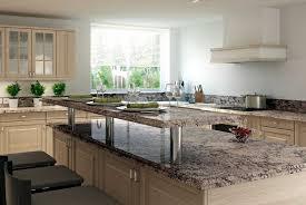 Eurotek Cabinets This Kitchen Features Caesarstone U0027s Quartz Countertops In