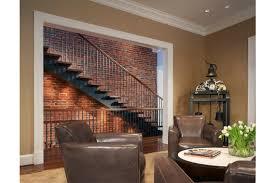 custom modern renovations georgetown row house