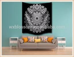 Unique Design Digital Printing Radha Krishna Indian Wall Hanging - Indian wall hanging designs