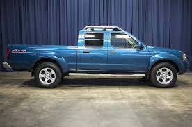 blue nissan truck 2004 nissan frontier supercharged 4x4 northwest motorsport