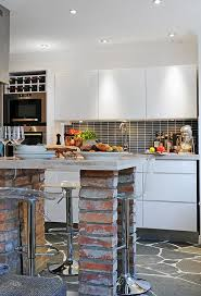 17 best kitchen brick island images on pinterest kitchen ideas