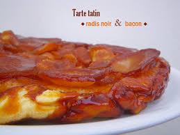 comment cuisiner le radis noir cuit tarte tatin de radis noir et bacon la ronde des délices