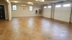 Laminate Flooring Sealer How To Acid Staining Garage Floors Directcolors Com