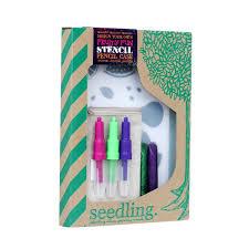 Design Your Own Home Australia Stencil Pencil Case Stitch Piece Loop Shop Online Australia