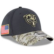 chicago bears hats bears sideline caps custom hats at nflshop